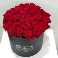 Κουτιά με λουλούδια