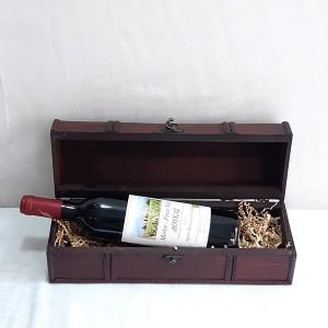 Μπαούλο με κρασί