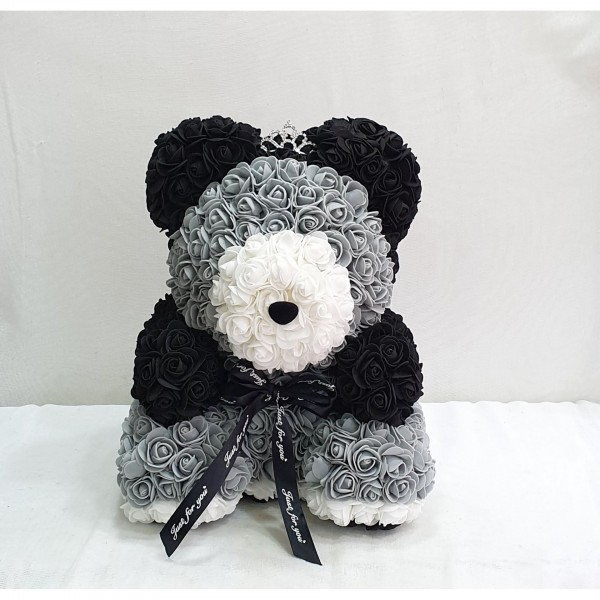 Μεγάλο panda Rose Bear E-Shop