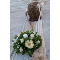 Στολισμος Εκκλησιας - Στολισμός γάμου Άγιος Γεώργιος - Καλλιθέα