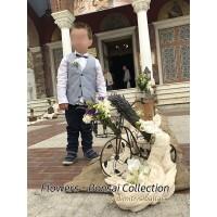 Στολισμος Εκκλησιας - Στολισμος γαμου με λουλουδια του αγρου - Αγιος Νικολαος Καλλιθεα