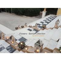 Στολισμος Εκκλησιας - Στολισμός γάμου στον Άγιο Σπυρίδωνα Πειραιά