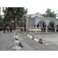 Στολισμος Εκκλησιας - Στολισμός γάμου με λευκά θαλασσόξυλα Αγ. Φιλοθέη - Φιλοθέη Στολισμοί σε Εκκλησία