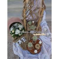 Στολισμος Εκκλησιας - Στολισμός γάμου με θαλασσόξυλα. Στολισμοί Αγία Τριάδα Γλυφάδας