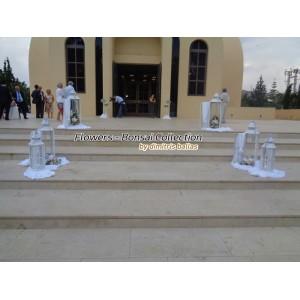Στολισμος Εκκλησιας - Στολισμος γαμου Φανερωμένη - Βουλιαγμένη