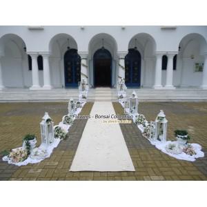 Στολισμος Εκκλησιας - Στολισμος γαμου Μυρτιδιωτισσα -  Αλιμος Στολισμοι σε Εκκλησια