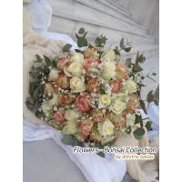 Στολισμος Εκκλησιας - Στολισμος γάμου vintage Αγία Σοφία Ψυχικο