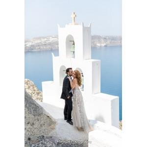 Στολισμος γαμου  - Στολισμος Εκκλησιας - Στολισμός γάμου στη Σαντορίνη