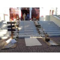 Στολισμος Εκκλησιας - Στολισμος γαμου boho στυλ Παναγια Βλαχερνα - Κερατσινι